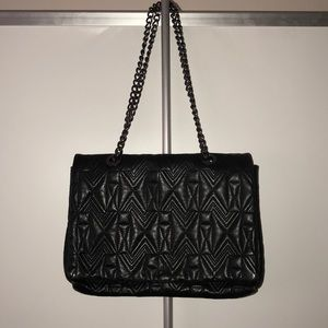 Badgley Mischka Quilted Shoulder Bag